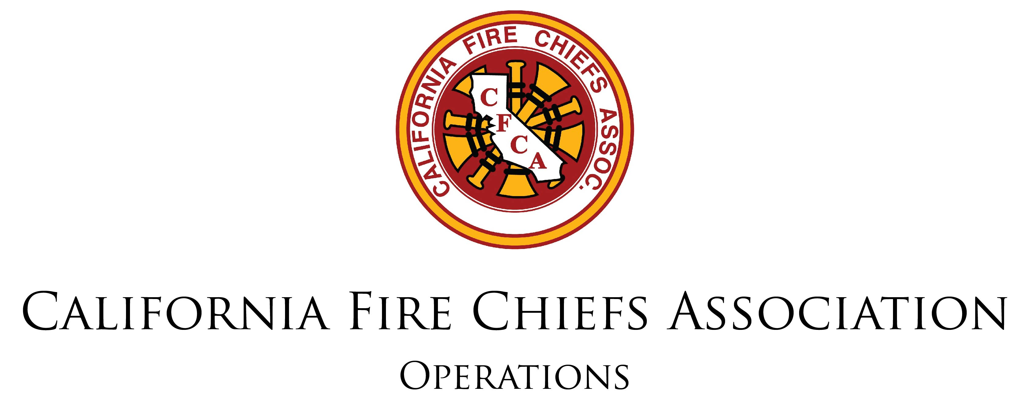 California Fire Chiefs Association - Operations